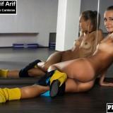 Gamila-Arif-Arif--The-Couple-Las-Canteras-for-Playboy-Espana-3120