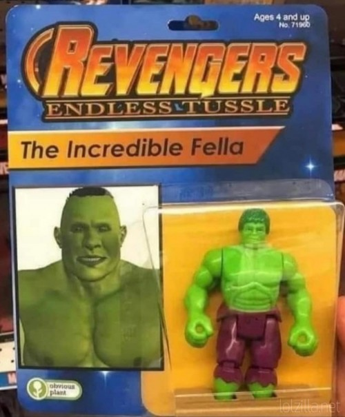 incredible Fella